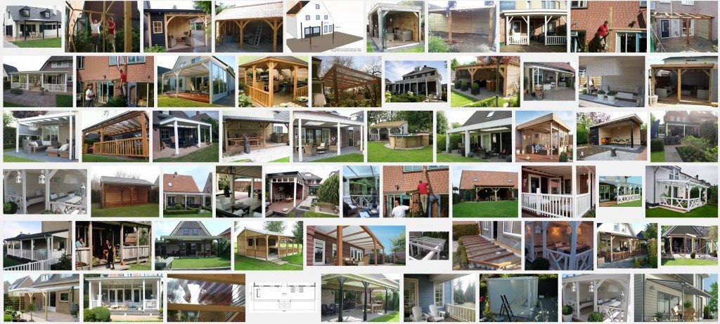 Veranda selbst bauen