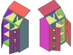 Puppenhaus bauen