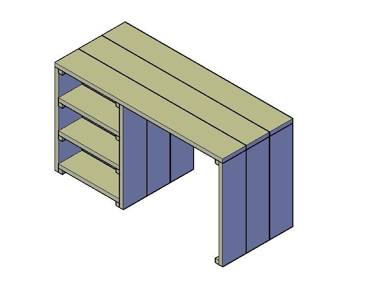 Wie kann ich einen Büro selber bauen?