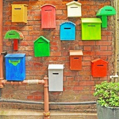 Willst du einen hölzernen Briefkasten bauen?