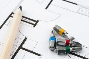 begehbaren Kleiderschrank bauen