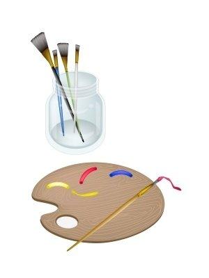 selber eine staffelei bauen ich zeige dir wie du das machst. Black Bedroom Furniture Sets. Home Design Ideas