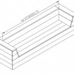 Eine Holzbank selber bauen