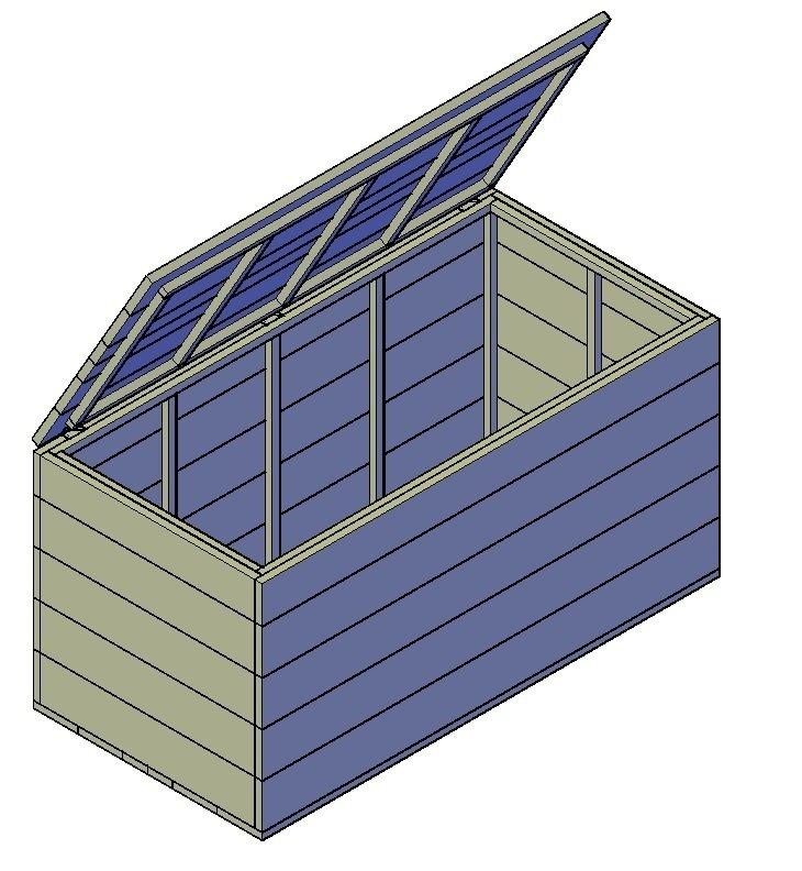 Du willst eine Box selber bauen, um dein Haus zu dekorieren? Los geht's!