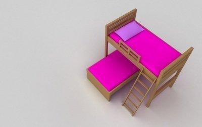 Möchtest du ein Hochbett selbst bauen? Wie, erfährst du hier in diesem Artikel!