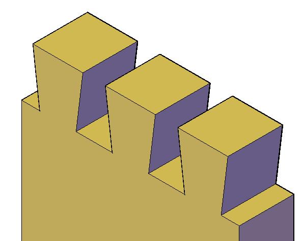 Die Verteilung der Schwalben